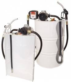 HORIZONTAL KITS WITH AG-90 PUMP