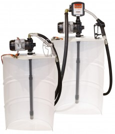 VERTICAL KITS WITH TELESCOPIC TUBE AND AG-90 PUMP