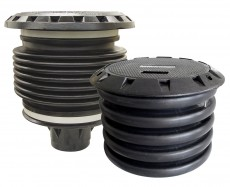 SPILL CONTAINERS WITH STEEL COVER