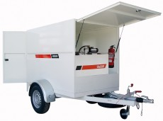 FUEL BOX TRAILER